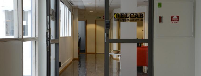 Välkommen in ELCAB